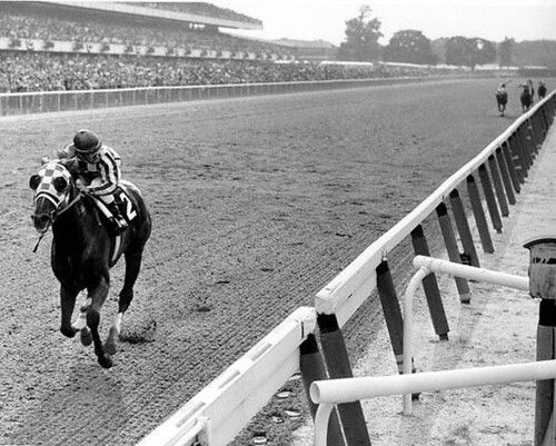 Secretariat  fastest horse of all times
