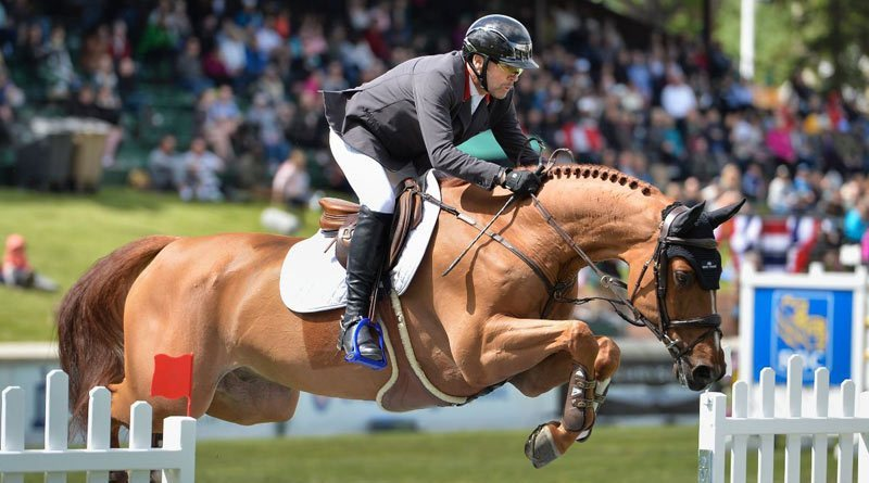 Popular Horse Jumping Events